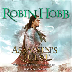 The Farseer: Assassins Quest Audiobook, by Robin Hobb