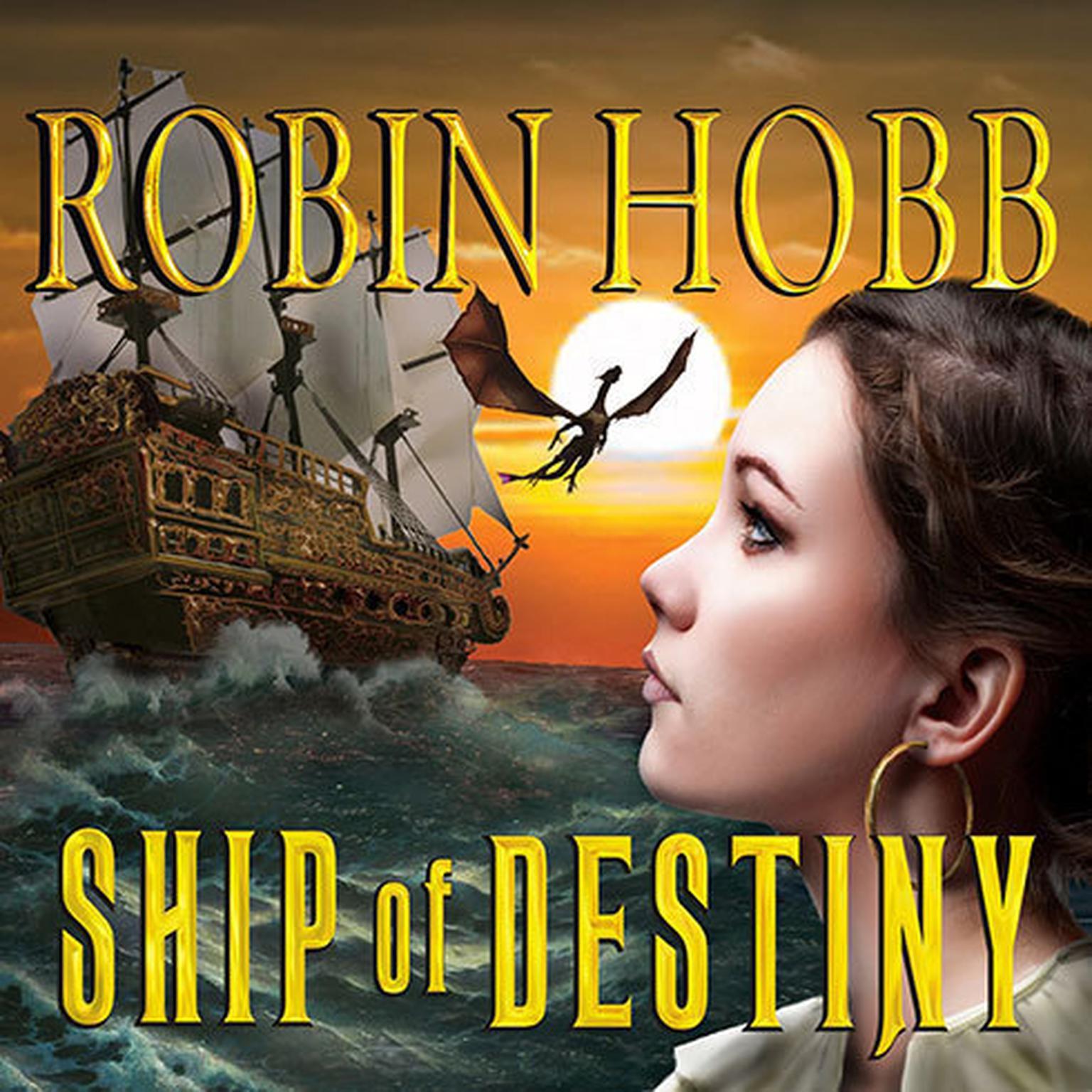 Printable Ship of Destiny Audiobook Cover Art