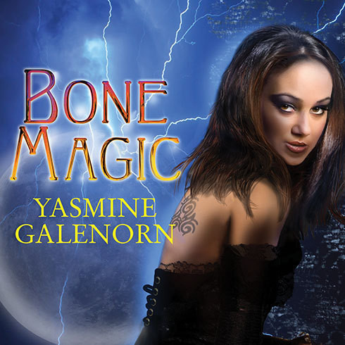 Printable Bone Magic Audiobook Cover Art