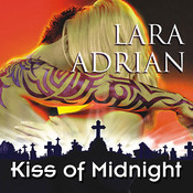 Kiss of Midnight, by Lara Adrian