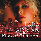 Kiss of Crimson, by Lara Adrian