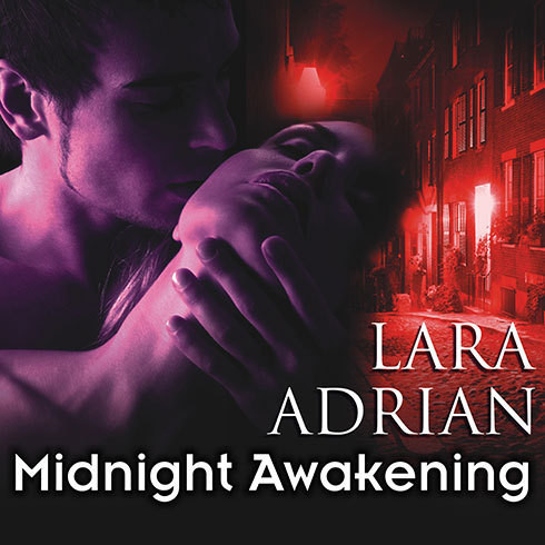 Printable Midnight Awakening Audiobook Cover Art
