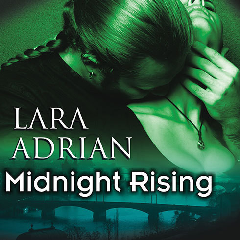 Printable Midnight Rising Audiobook Cover Art