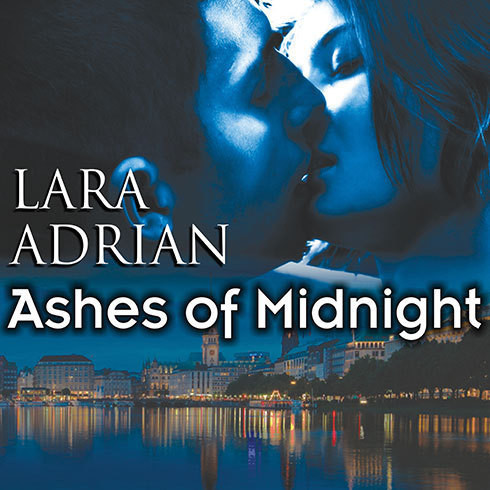 Printable Ashes of Midnight Audiobook Cover Art