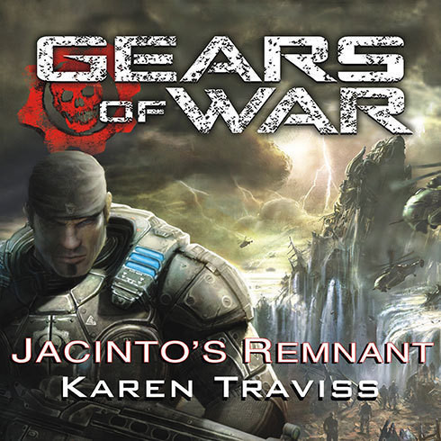 Printable Jacinto's Remnant Audiobook Cover Art