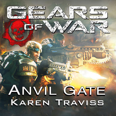 Printable Anvil Gate Audiobook Cover Art