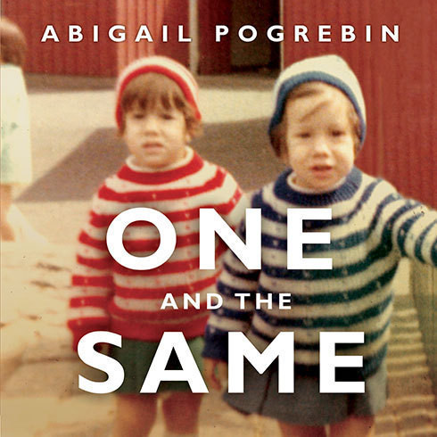 Printable One and the Same: My Life as an Identical Twin and What I've Learned About Everyone's Struggle to Be Singular Audiobook Cover Art