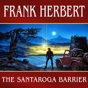 The Santaroga Barrier, by Frank Herbert, Scott Brick