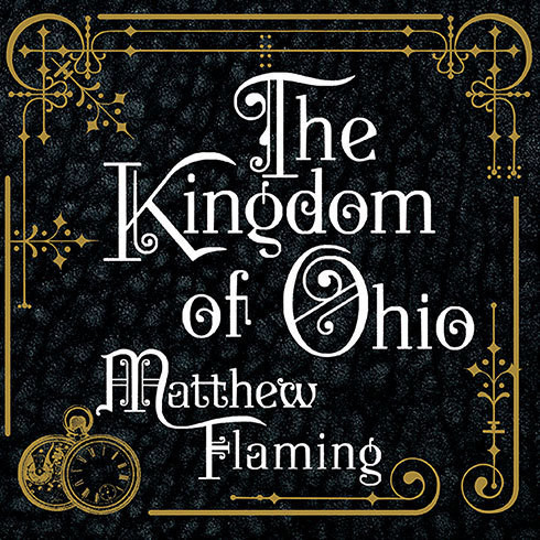 Printable The Kingdom of Ohio Audiobook Cover Art