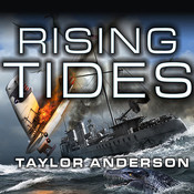 Destroyermen: Rising Tides Audiobook, by Taylor Anderson