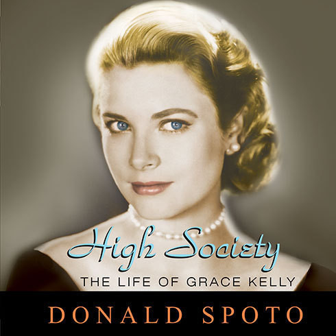 Printable High Society: The Life of Grace Kelly Audiobook Cover Art