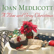 A Blue and Gray Christmas, by Joan Medlicott