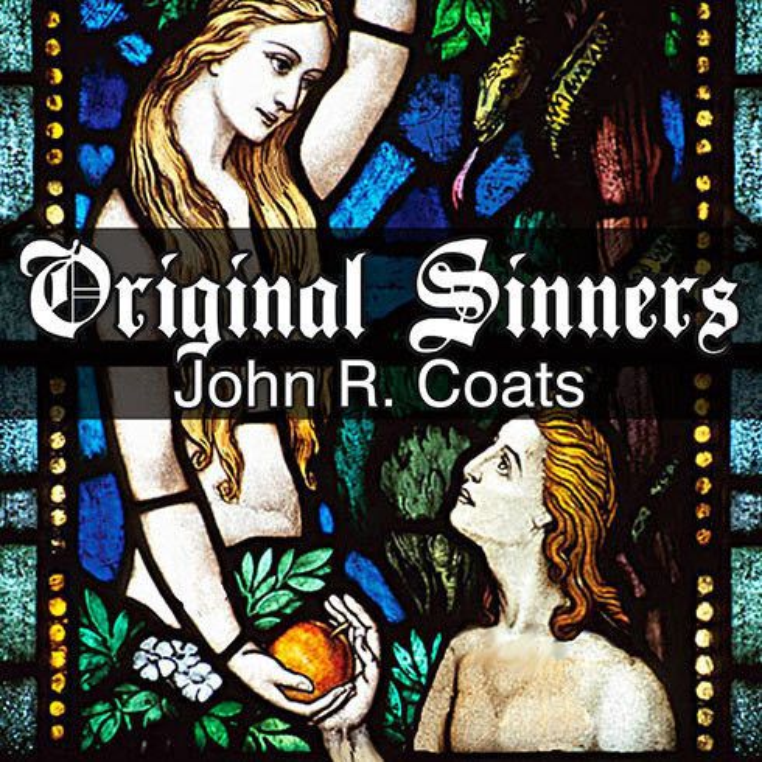 Printable Original Sinners: A New Interpretation of Genesis Audiobook Cover Art