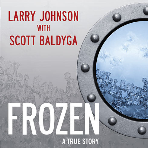 Printable Frozen: My Journey into the World of Cryonics, Deception, and Death Audiobook Cover Art