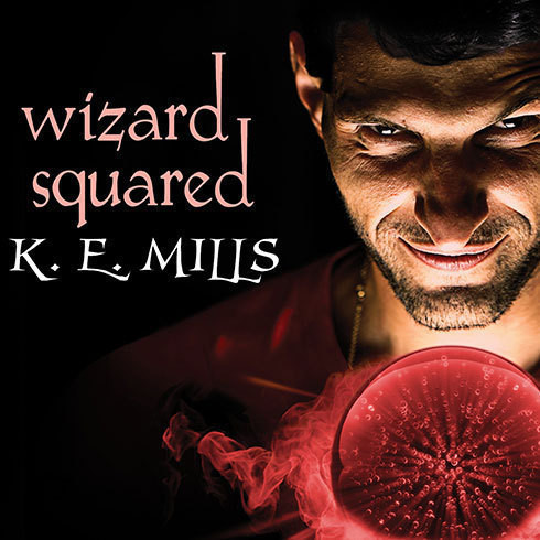 Printable Wizard Squared Audiobook Cover Art