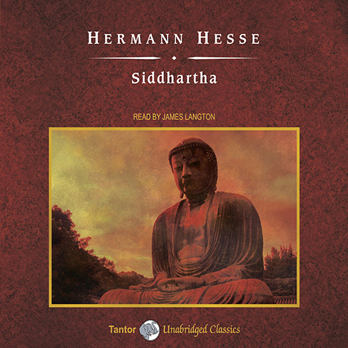 Printable Siddhartha Audiobook Cover Art