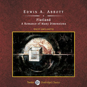 Flatland: A Romance of Many Dimensions Audiobook, by Edwin A. Abbott