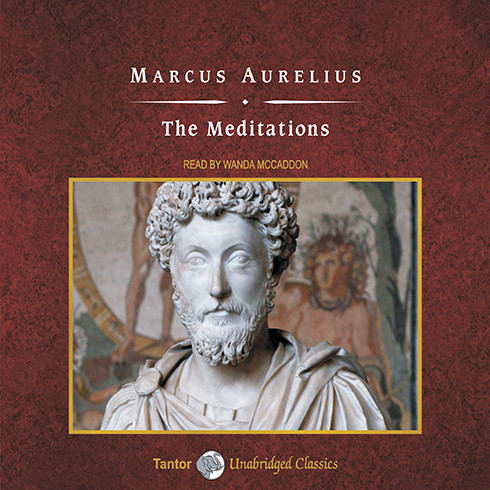 Printable The Meditations Audiobook Cover Art