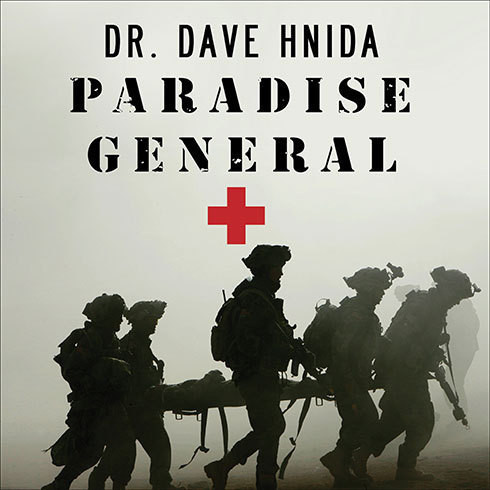 Printable Paradise General: Riding the Surge at a Combat Hospital in Iraq Audiobook Cover Art