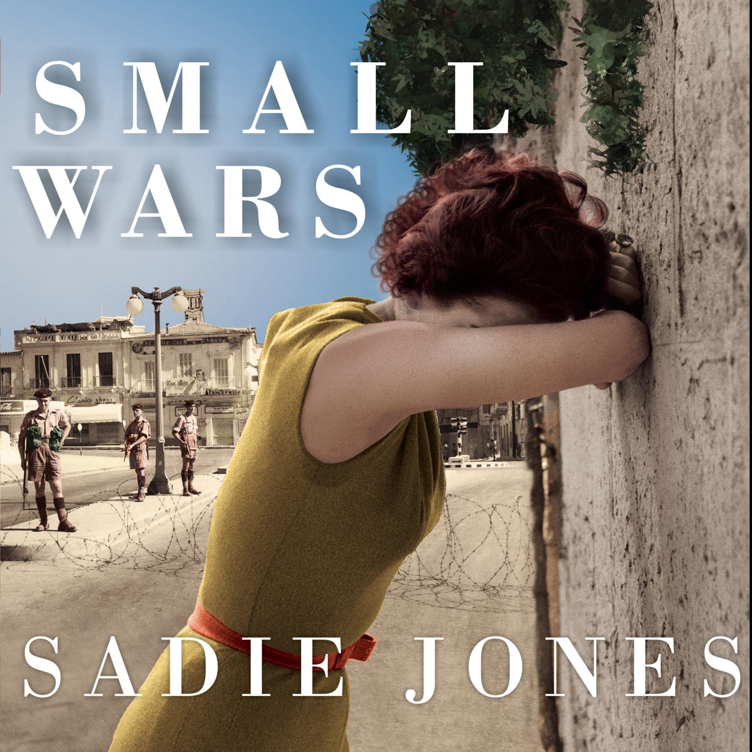 Printable Small Wars: A Novel Audiobook Cover Art