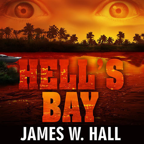 Printable Hell's Bay Audiobook Cover Art