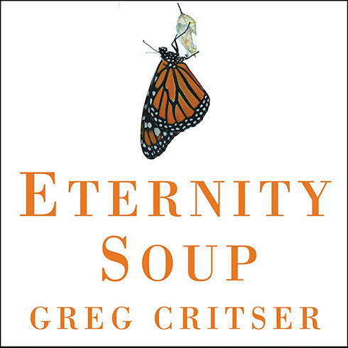 Printable Eternity Soup: Inside the Quest to End Aging Audiobook Cover Art