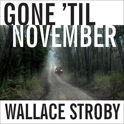 Printable Gone 'til November: A Novel Audiobook Cover Art