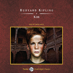 Kim Audiobook, by Rudyard Kipling