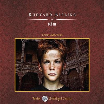 Kim Audiobook, by