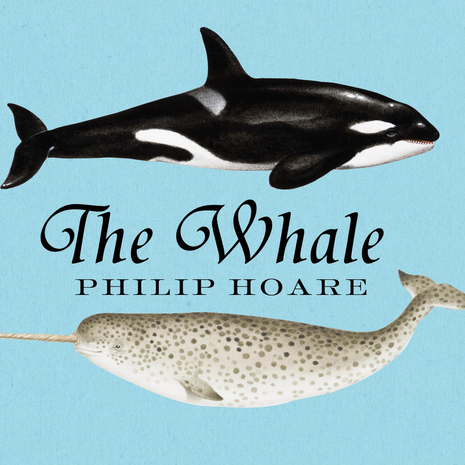 Printable The Whale: In Search of the Giants of the Sea Audiobook Cover Art