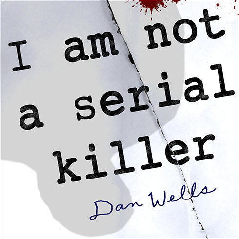 Printable I Am Not a Serial Killer Audiobook Cover Art