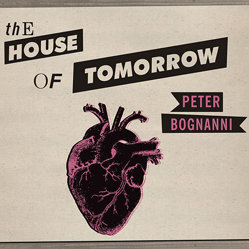 Printable The House of Tomorrow Audiobook Cover Art