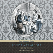 Little Men, by Louisa May Alcott