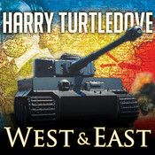 West and East Audiobook, by Harry Turtledove
