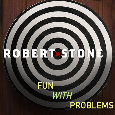 Printable Fun with Problems: Stories Audiobook Cover Art