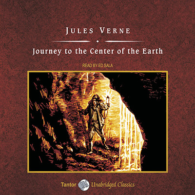 Journey to the Center of the Earth Audiobook, by