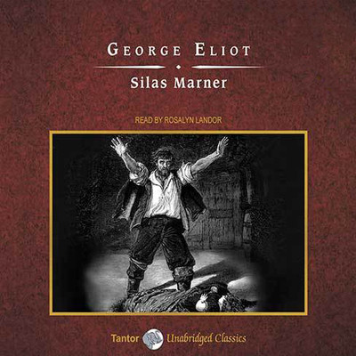 Printable Silas Marner Audiobook Cover Art