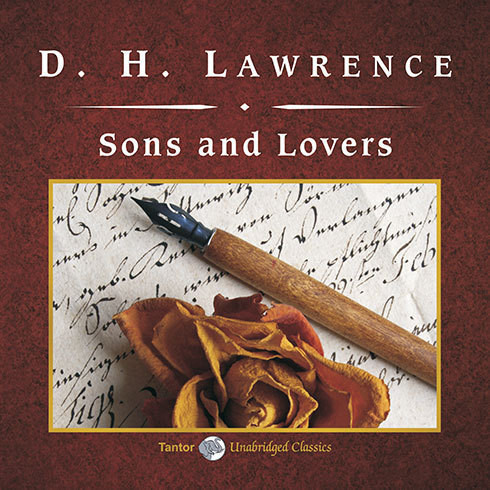 Printable Sons and Lovers Audiobook Cover Art