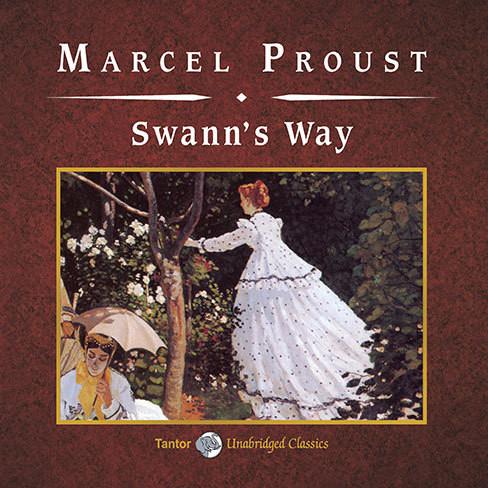 Printable Swann's Way Audiobook Cover Art