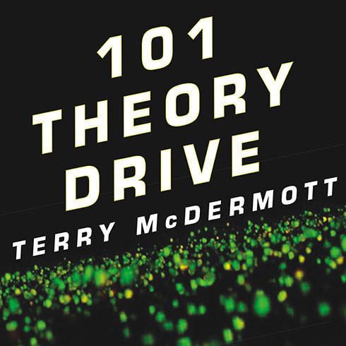Printable 101 Theory Drive: A Neuroscientist's Quest for Memory Audiobook Cover Art