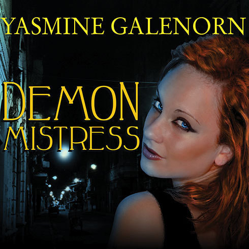 Printable Demon Mistress Audiobook Cover Art