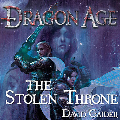 The Stolen Throne Audiobook, by David Gaider