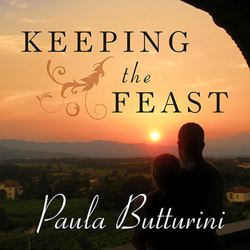Printable Keeping the Feast: One Couple's Story of Love, Food, and Healing in Italy Audiobook Cover Art