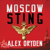 Moscow Sting Audiobook, by Alex Dryden