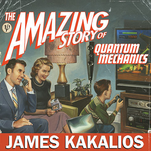 Printable The Amazing Story of Quantum Mechanics: A Math-Free Exploration of the Science That Made Our World Audiobook Cover Art