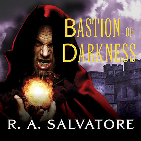 Printable Bastion of Darkness Audiobook Cover Art