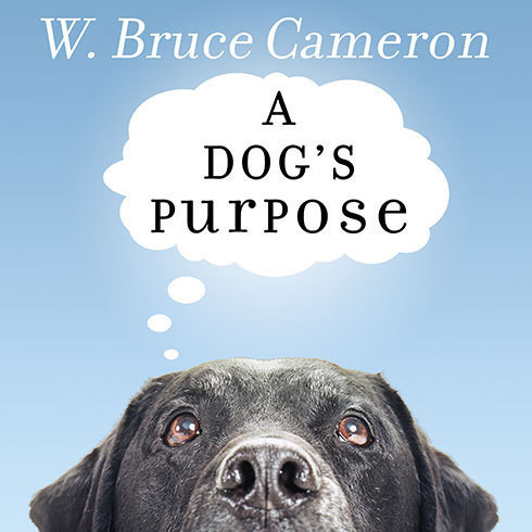 Printable A Dog's Purpose Audiobook Cover Art