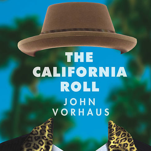 Printable The California Roll: A Novel Audiobook Cover Art