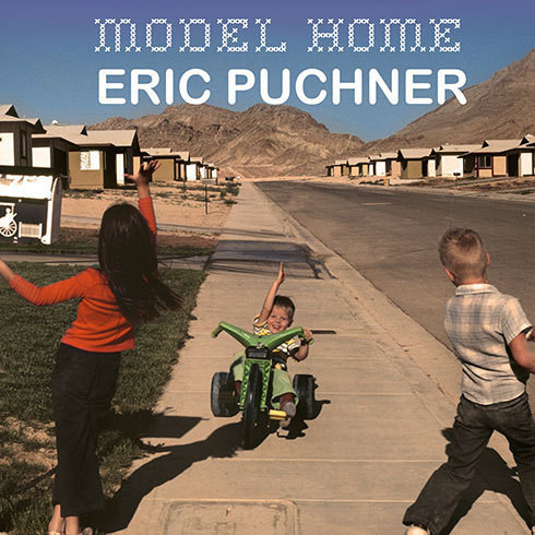 Printable Model Home: A Novel Audiobook Cover Art