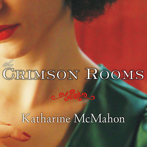 Printable The Crimson Rooms: A Novel Audiobook Cover Art